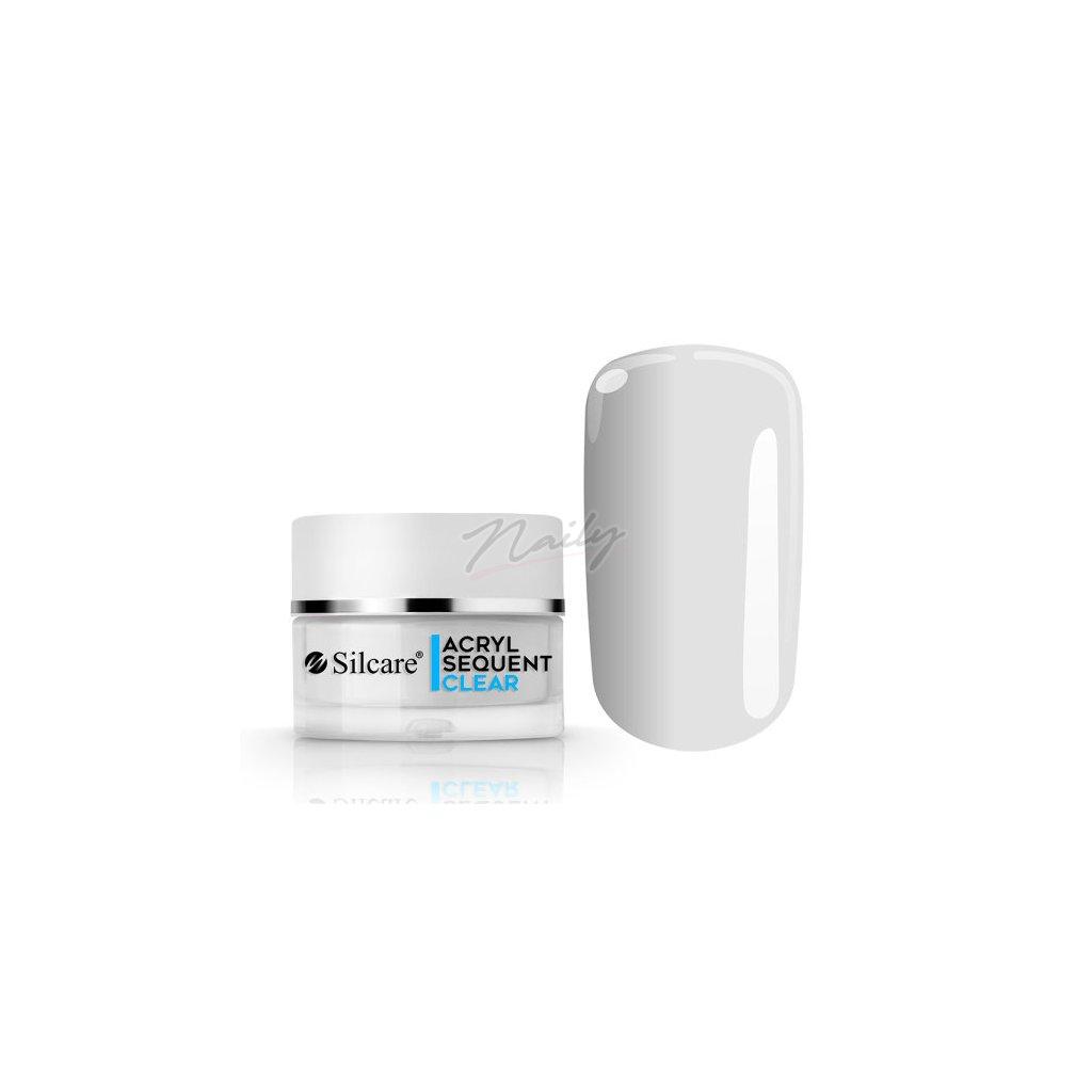 Akrylový prášok LUX Clear 36g