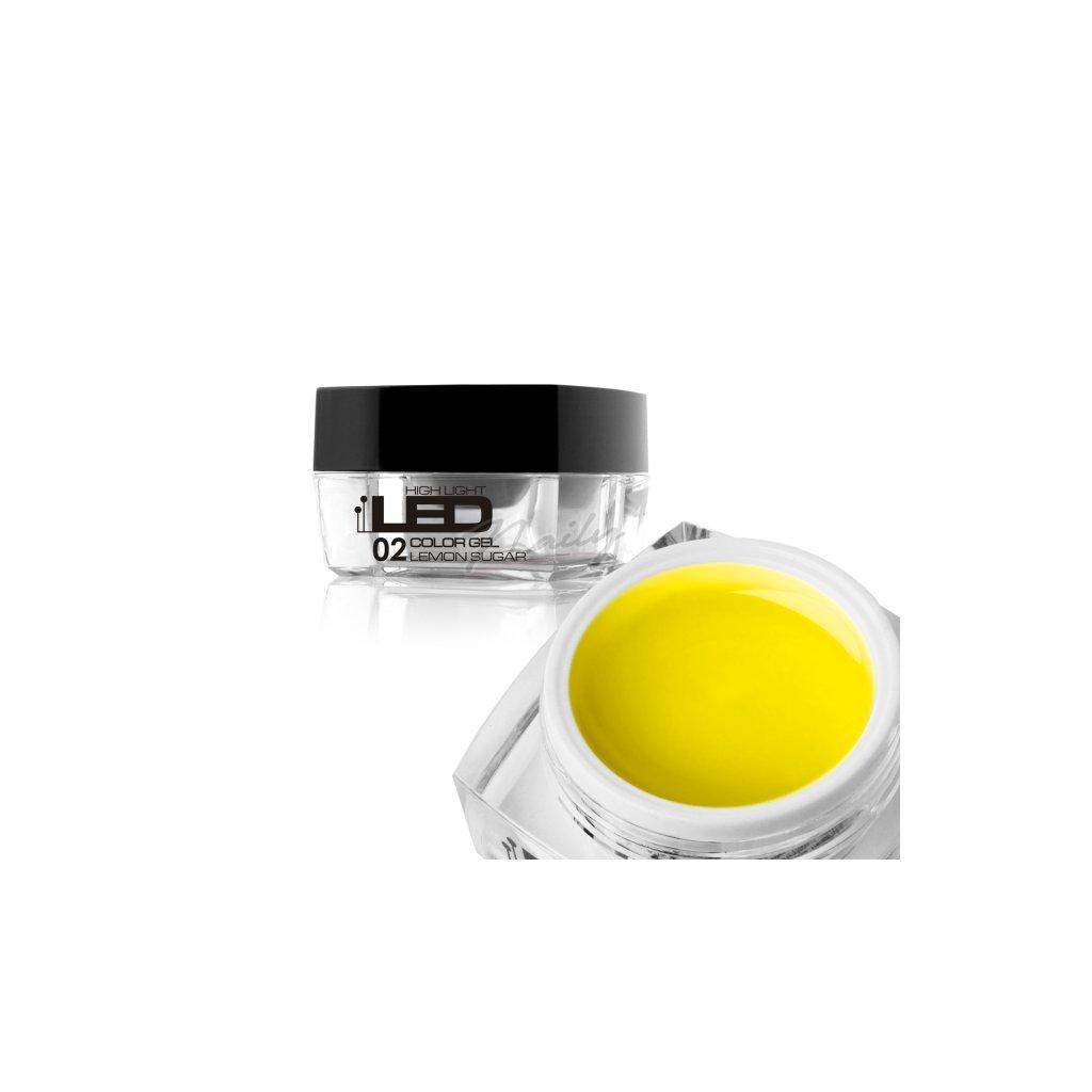 High Light LED Color02 lemon sugar