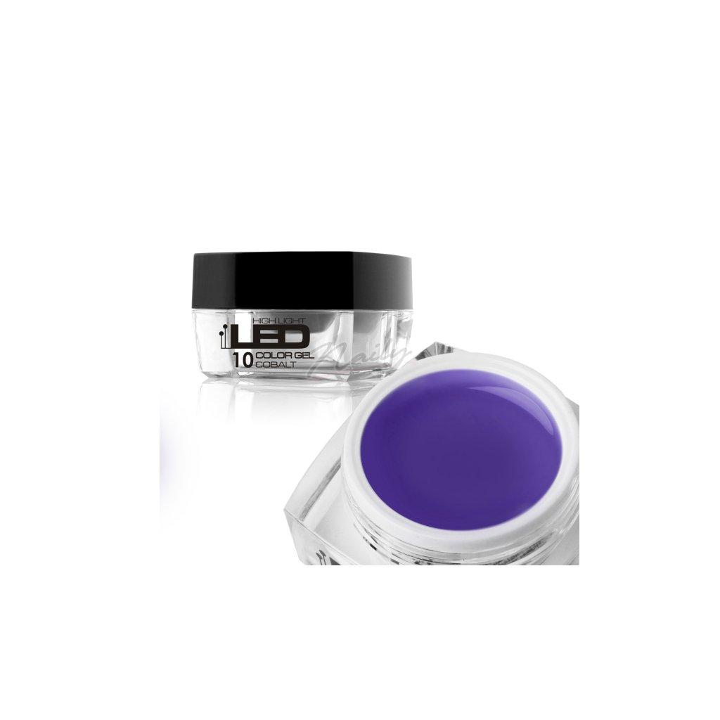 Gél High Light LED 10 Cobalt