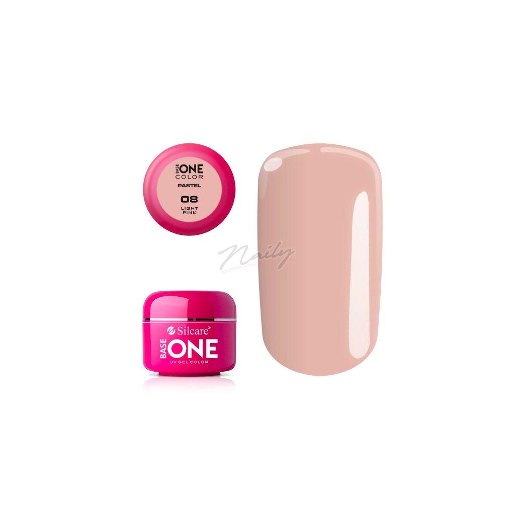 Base One Pastel 08 Light Pink