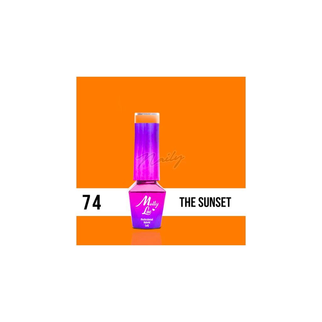 Women in Paradise The Sunset 5ml Nr 74