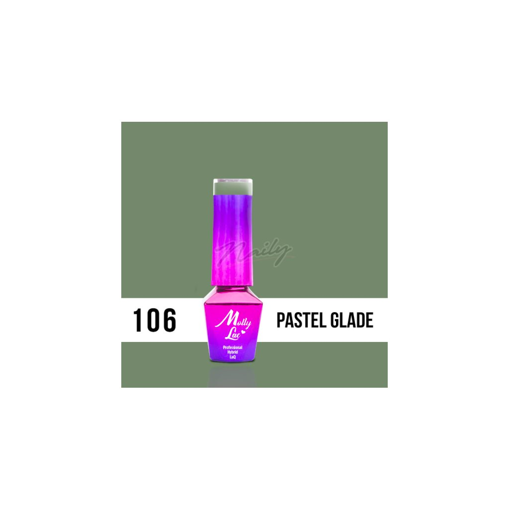 Molly Lac Pure Nature Pastel glade 5ml Nr 106