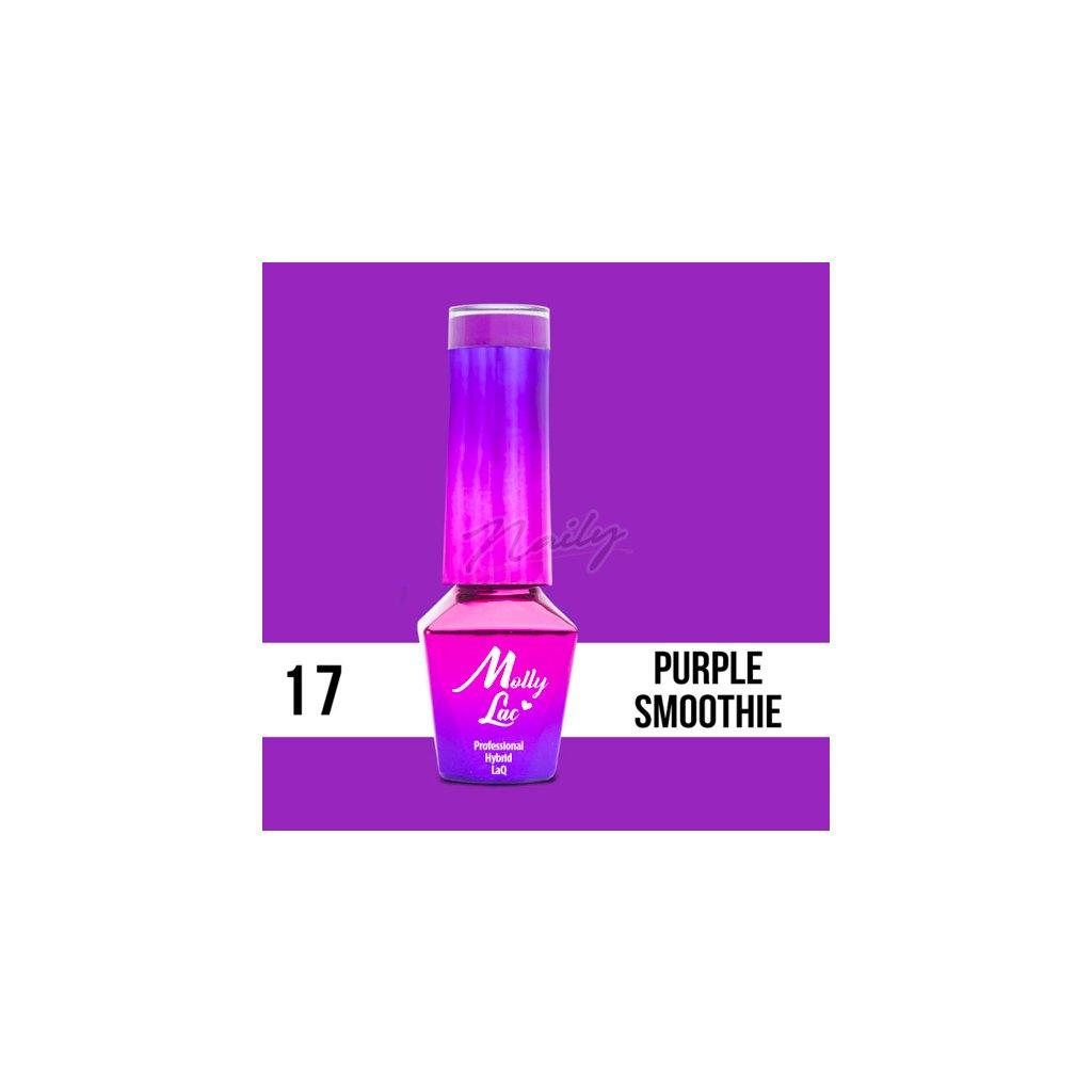 Purple Smoothie 5ml Nr 17