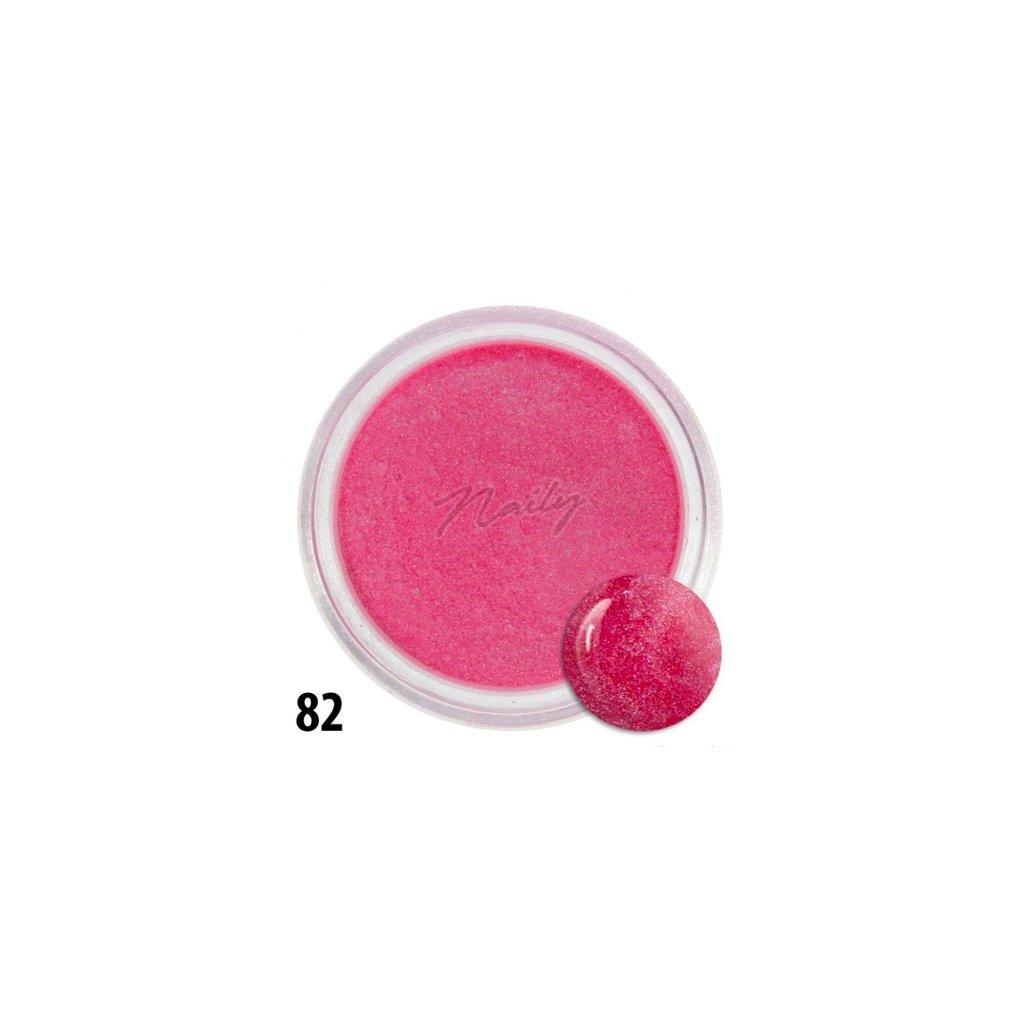 Farebný akrylový prášok