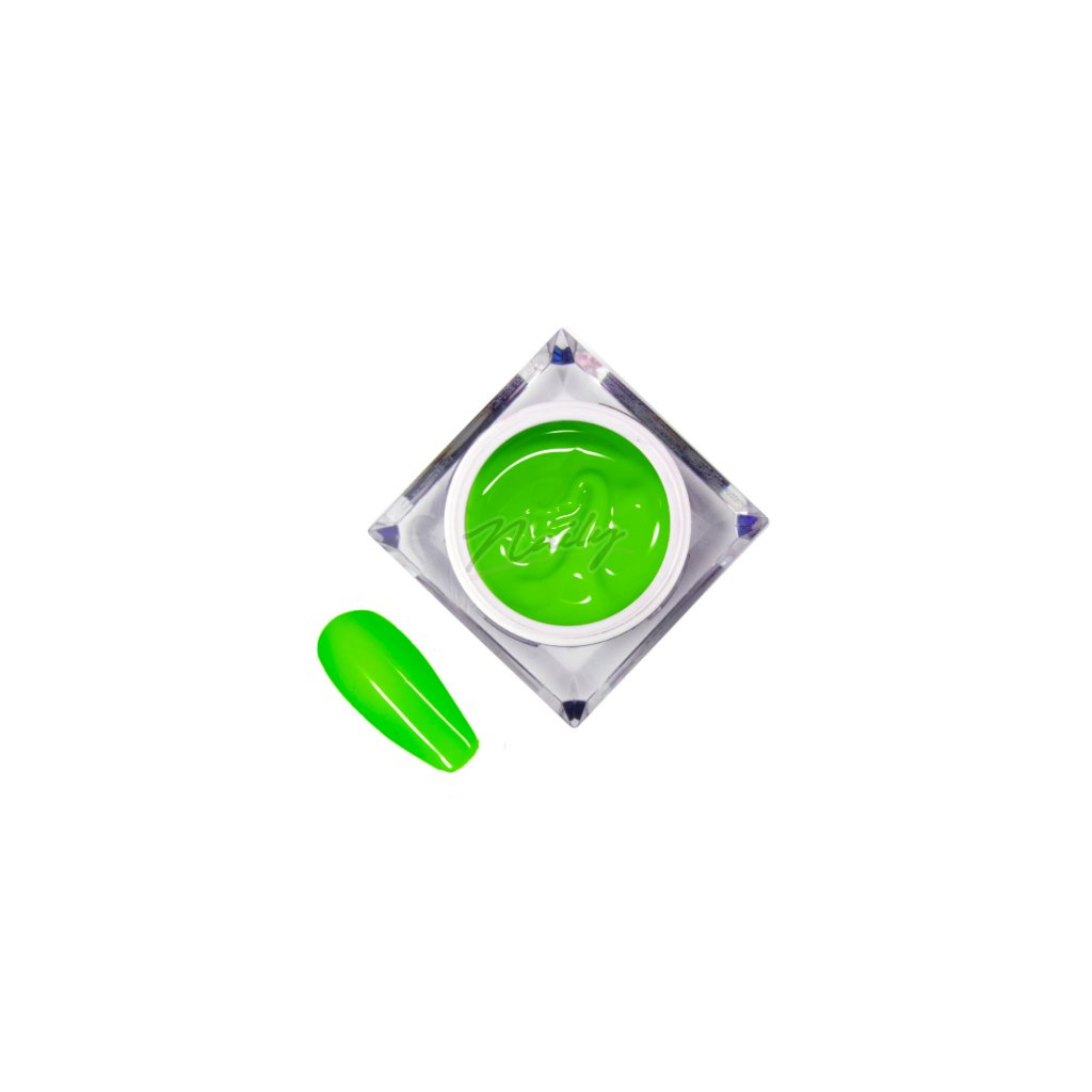 Green Zielony Nr 18