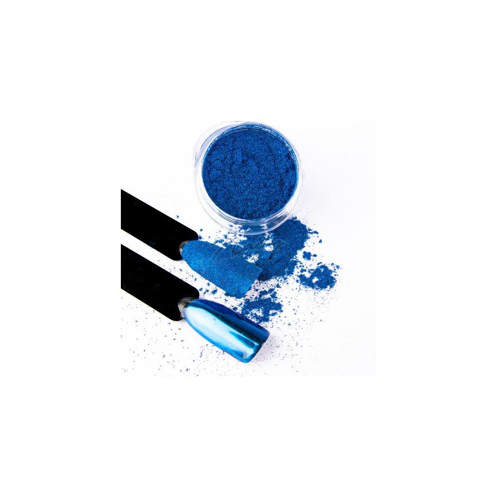 GLASS BLUE Nr 8