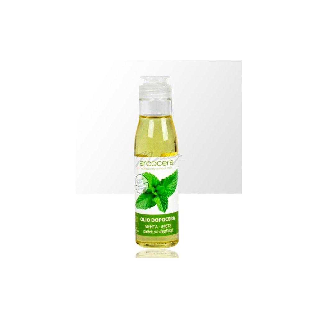 olej po depilácii