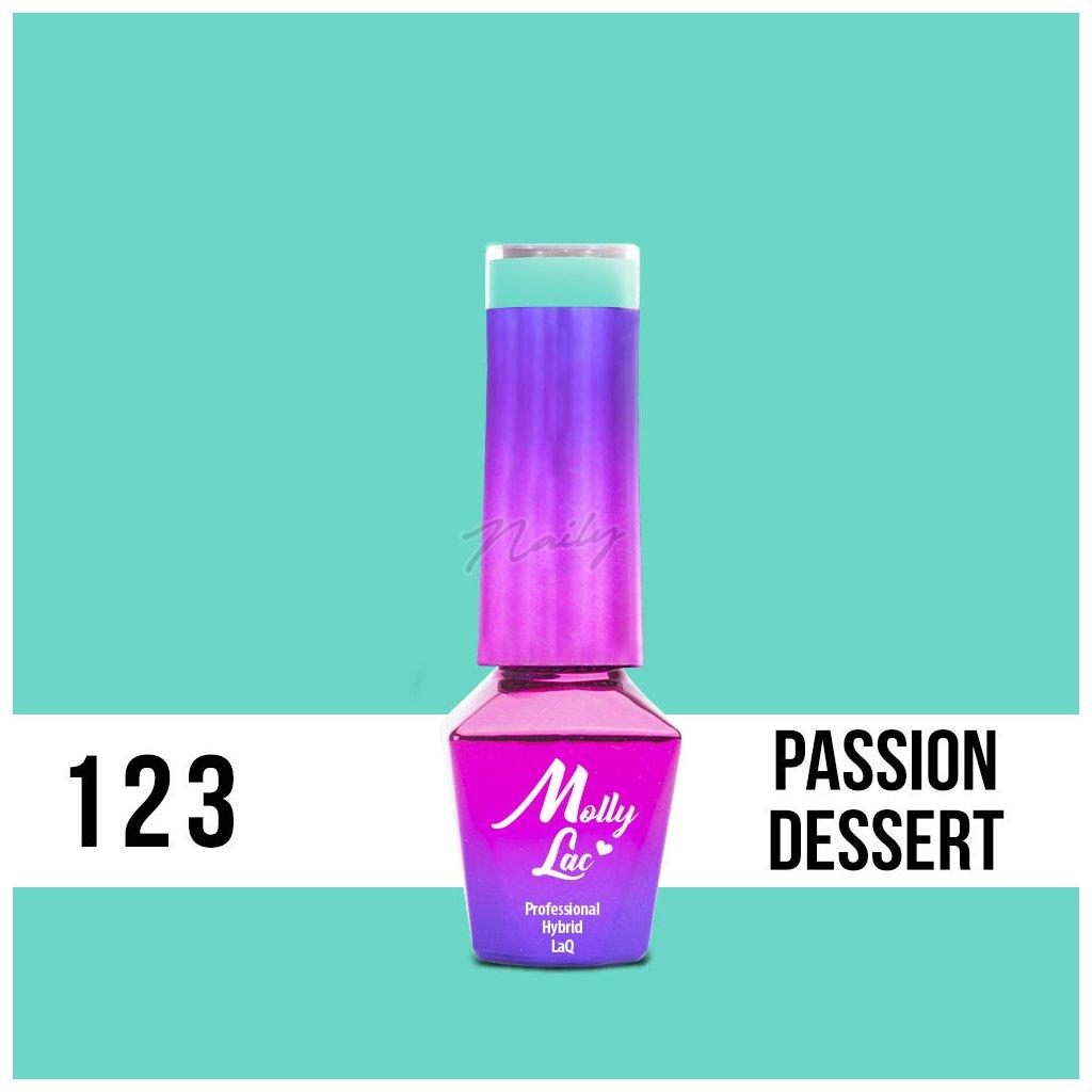 Passion Dessert 123