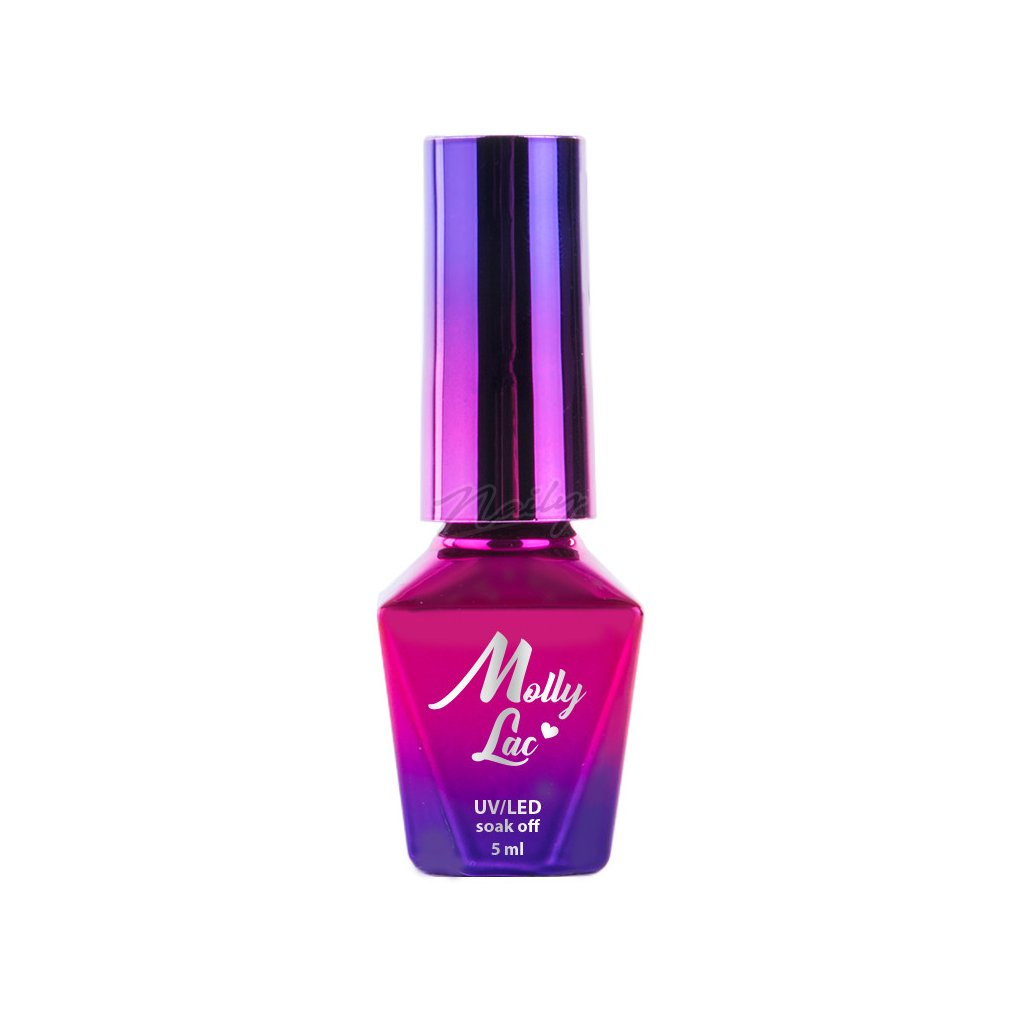 3d expert top molly lac top do lakierow hybrydowych 5ml