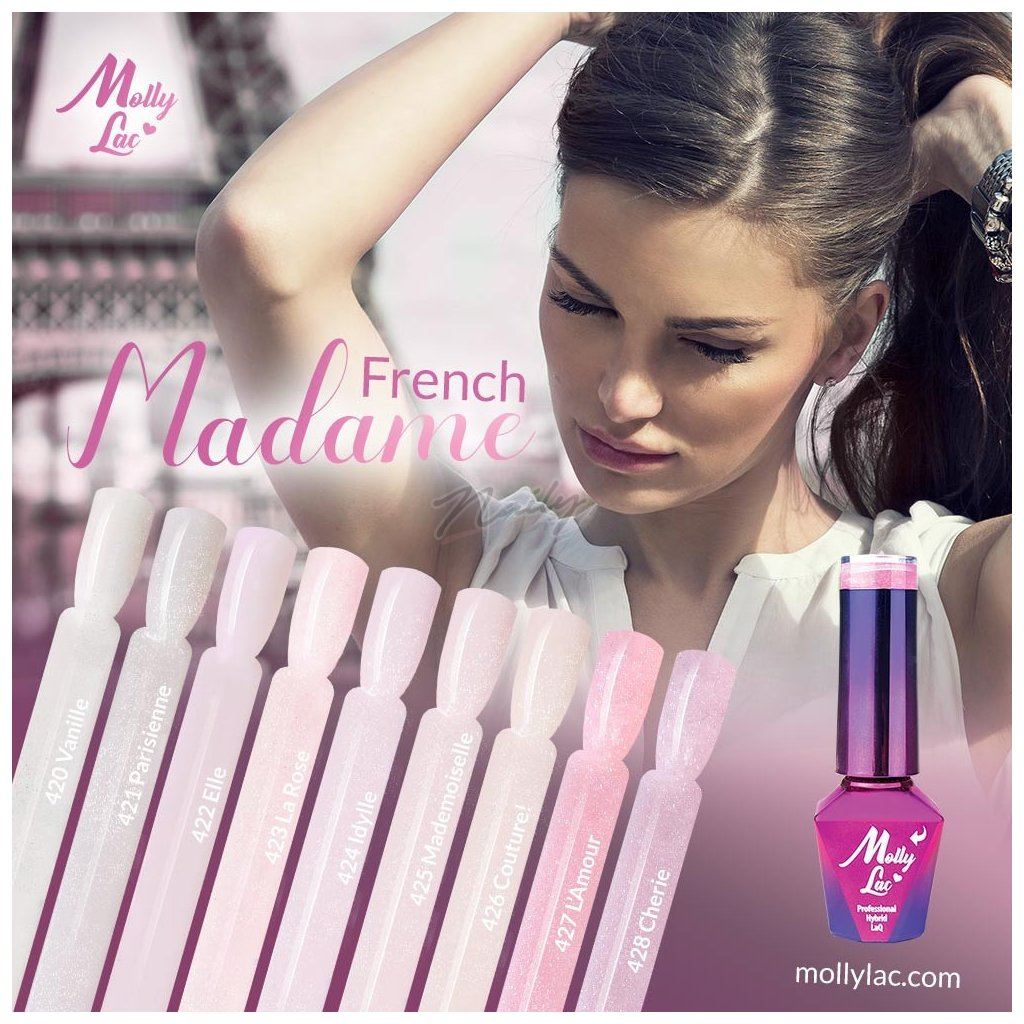 MOLLY LAC – MADAME FRENCH