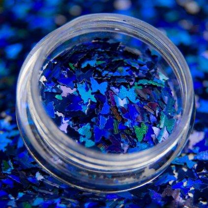 modre motyliky n nchty