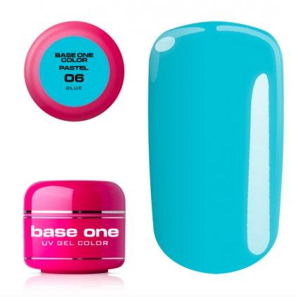 base one pastel 06 blue