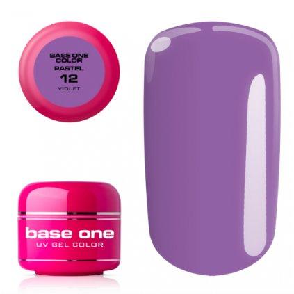 base one 12 violet