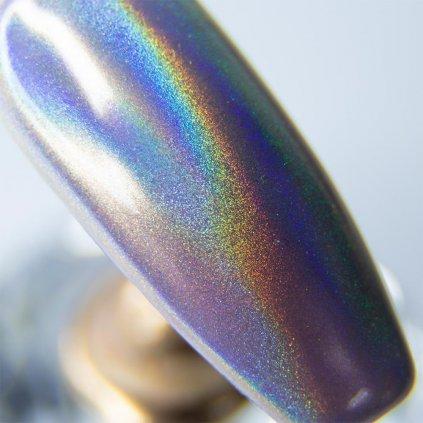 holograficky pigment na nechty