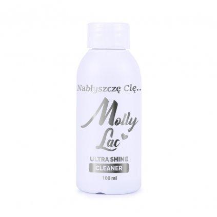 cleaner zapachowy do przemywania ostatniej warstwy dyspersyjnej nablyszcze cie mollylac ultra shine 100 ml