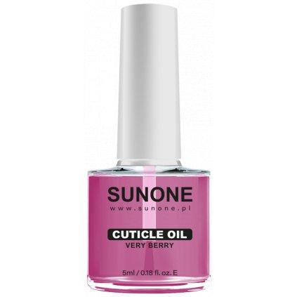 SUNONE cuticle oil 5ml very berry