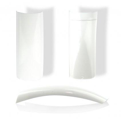 tipy na nechty biele 500ks v boxe kratka zarazka (1)