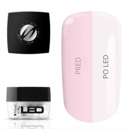 gel high light led pink 4g