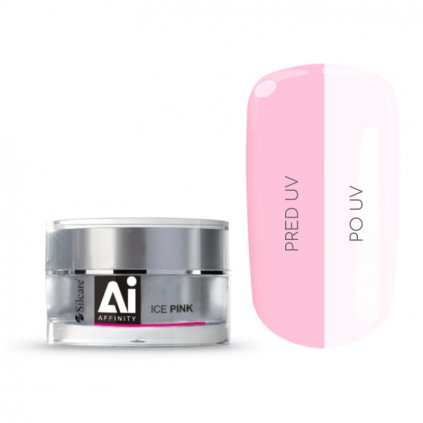 affinity ice pink silcare
