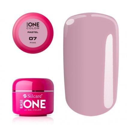 Base One Pastel 07 Pink