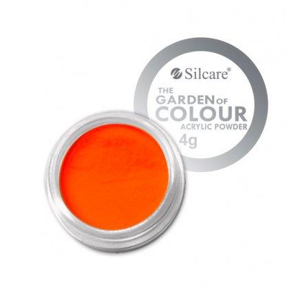 oranzovy akrylovy prasok