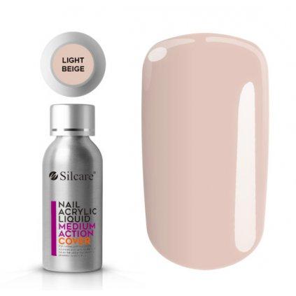 Acrylic Liquid Medium Action Light Beige