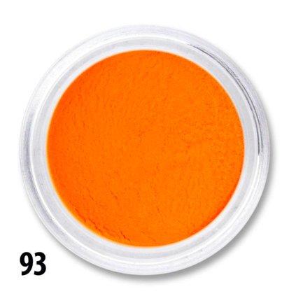 akryl neon oranzovy