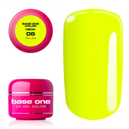 base one neon 06 yellow