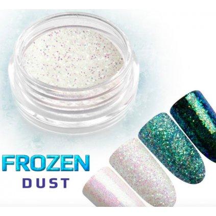 frozen dust