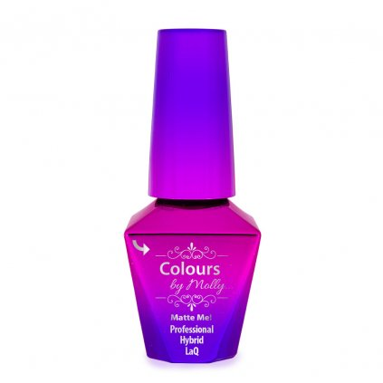 colours by molly matte me matujacy top nawierzchniowy 10ml