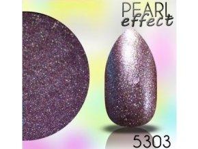 Pearl Effect perlový efekt fialový