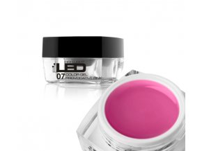 High light led gel 07 provocative pink