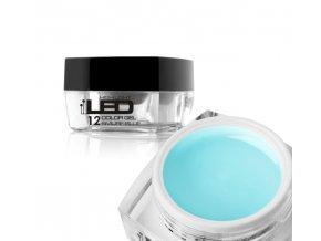High Light LED Color gél 12 Smurf Blue