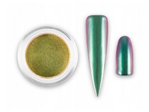 Fantasy Effect Green Violet 049 a