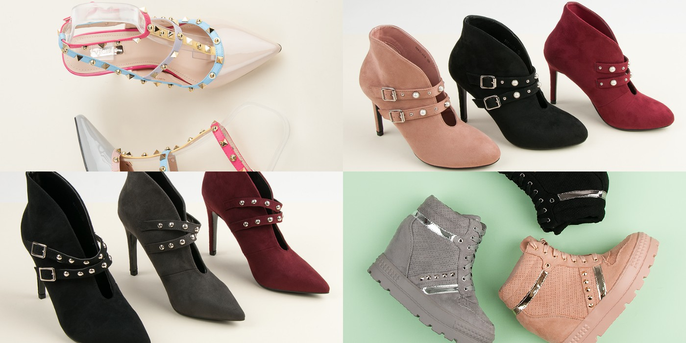 Lodičky, sandále, tenisky, poltopánky...