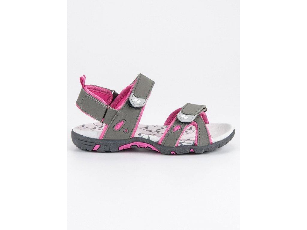 Športové sandále dámske