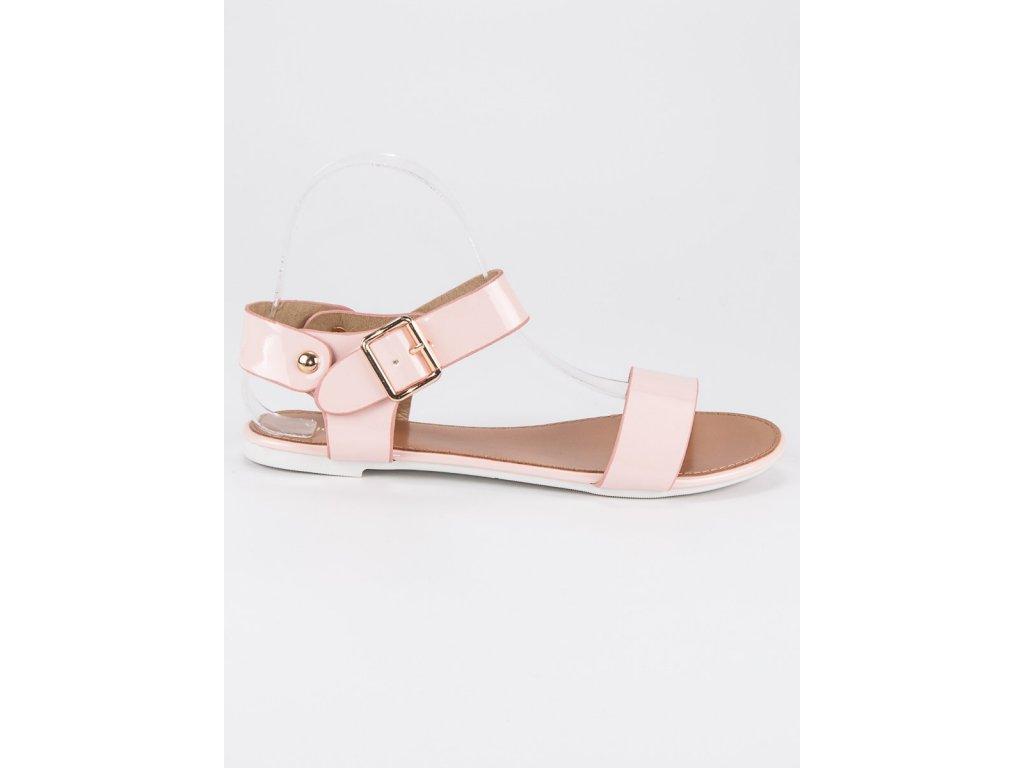 Členkové sandále