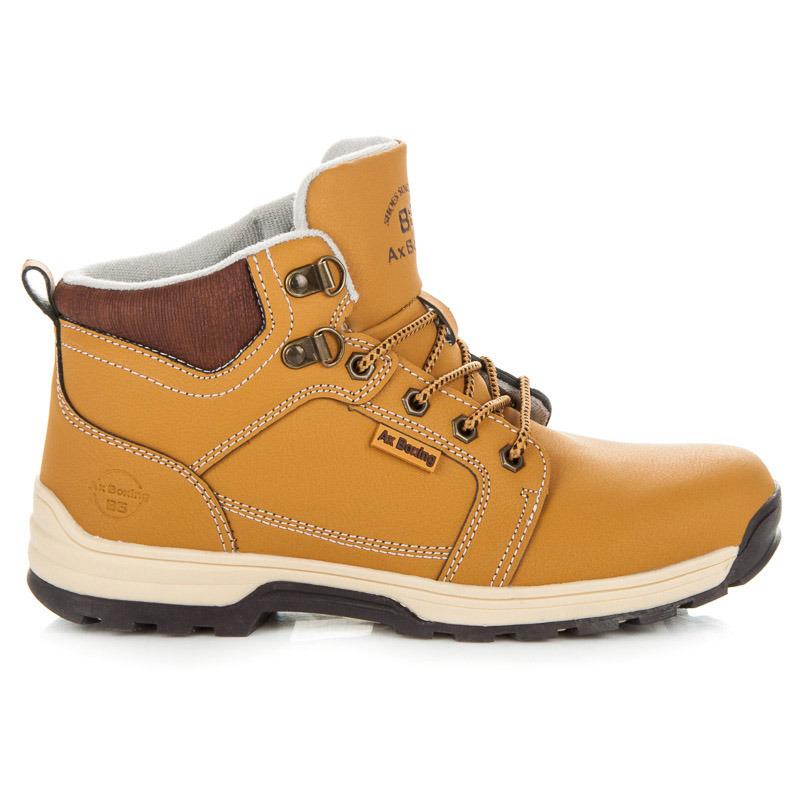 Pánske trekové topánky