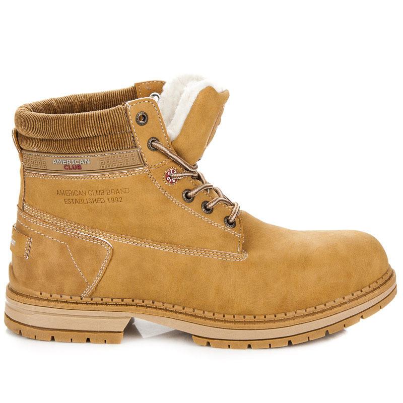 20b3d13cd032 Pánske topánky na zimu