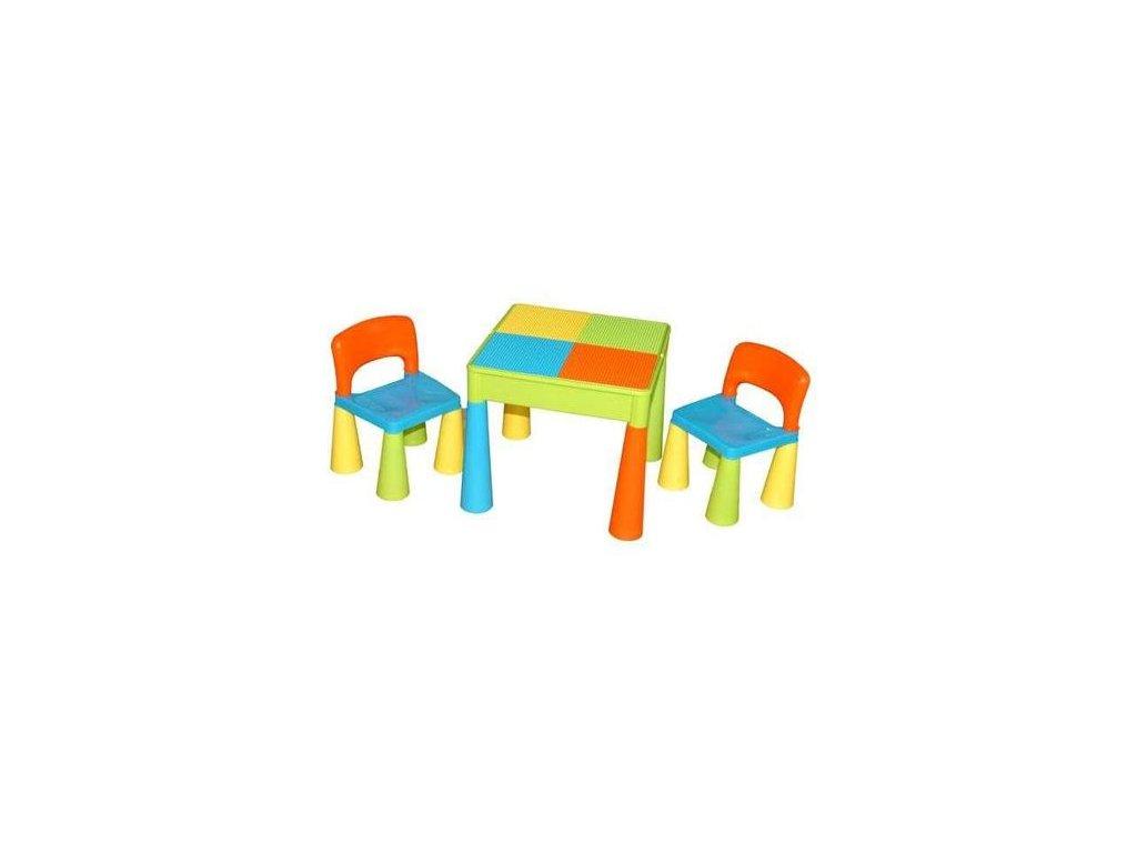 Plastový nábytok