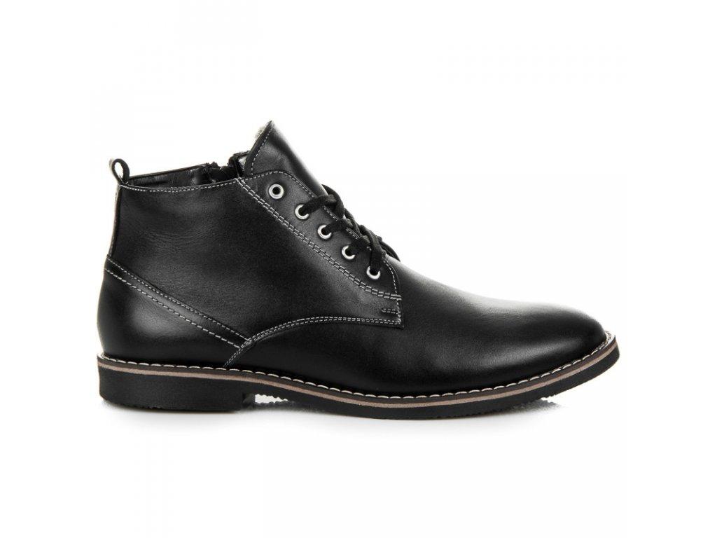 Pánske topánky na zimu efb8b5e1292