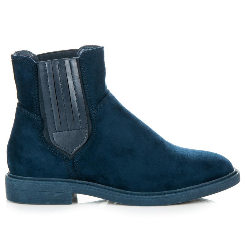 ef84be450517 Trekové  Výpredaj Členkové topánky Pérka