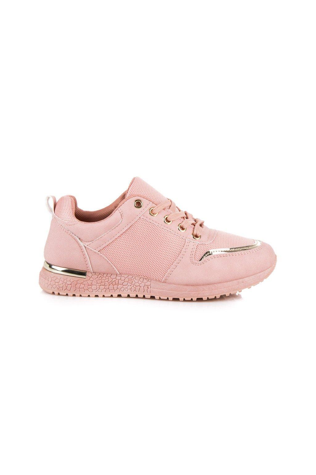 372f8d35b645 Dámske ružové športové tenisky Seastar BL128P