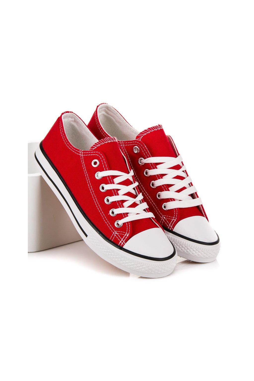 8f3b366903849 Červené plátenky XL03R | NAJ.SK