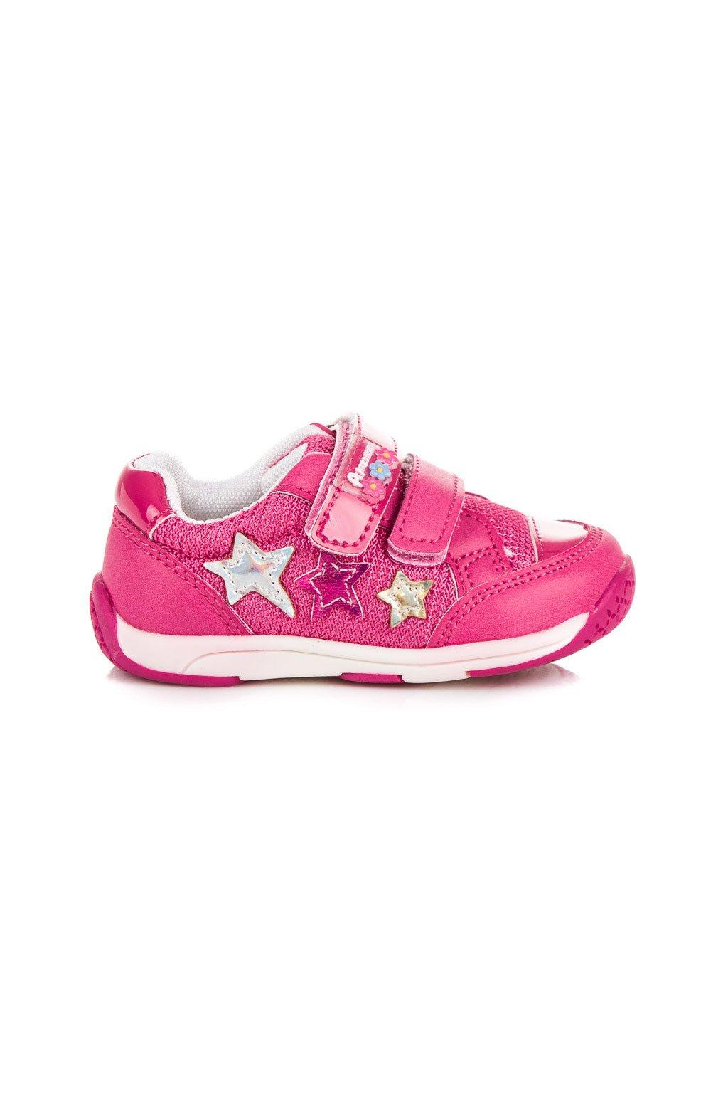 Ružové tenisky pre dievčatá 6759F  9ec593b1ade