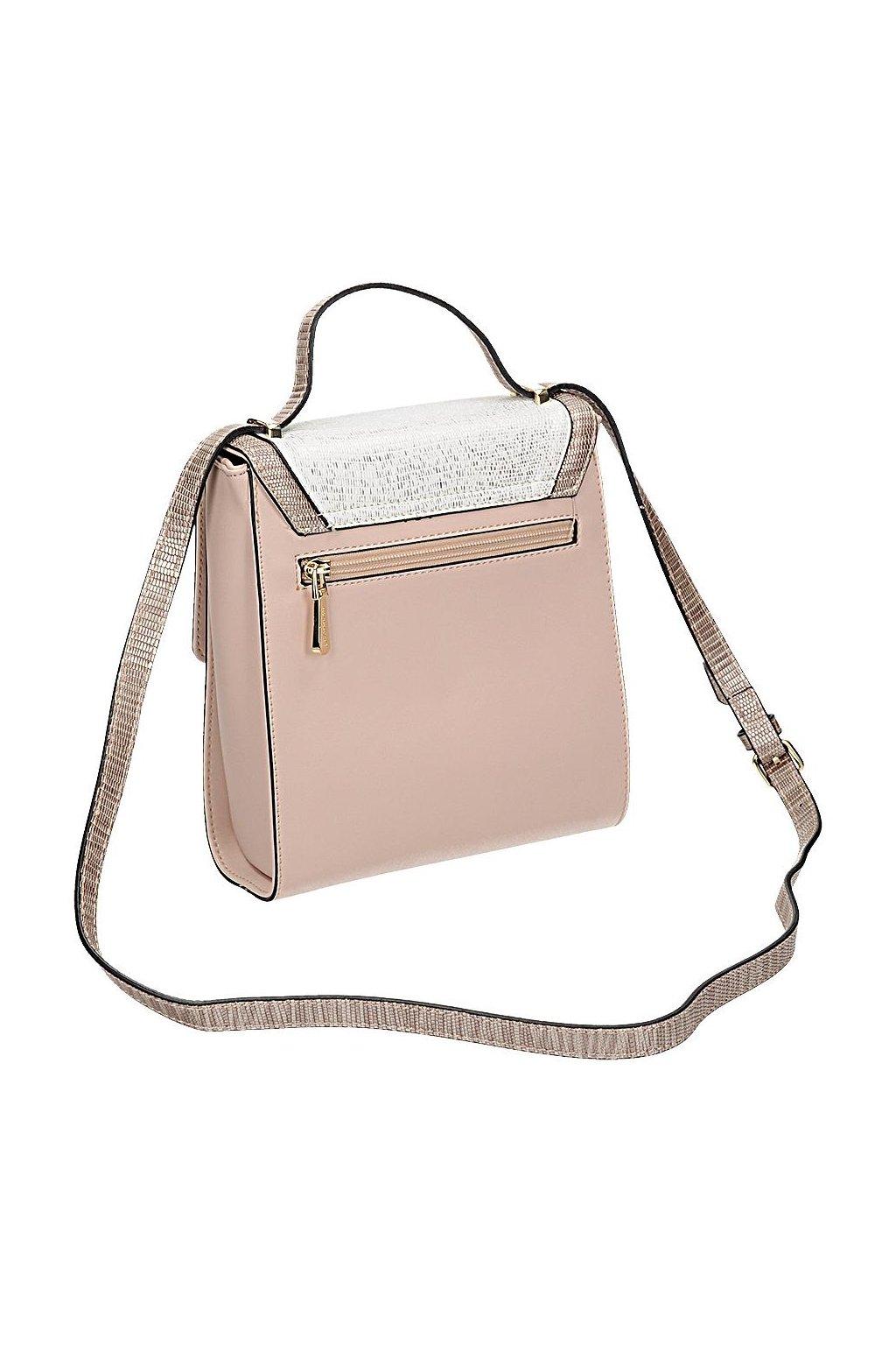 Ružová crossbody kabelka MONNARI BAG4320  b6cdfec94eb