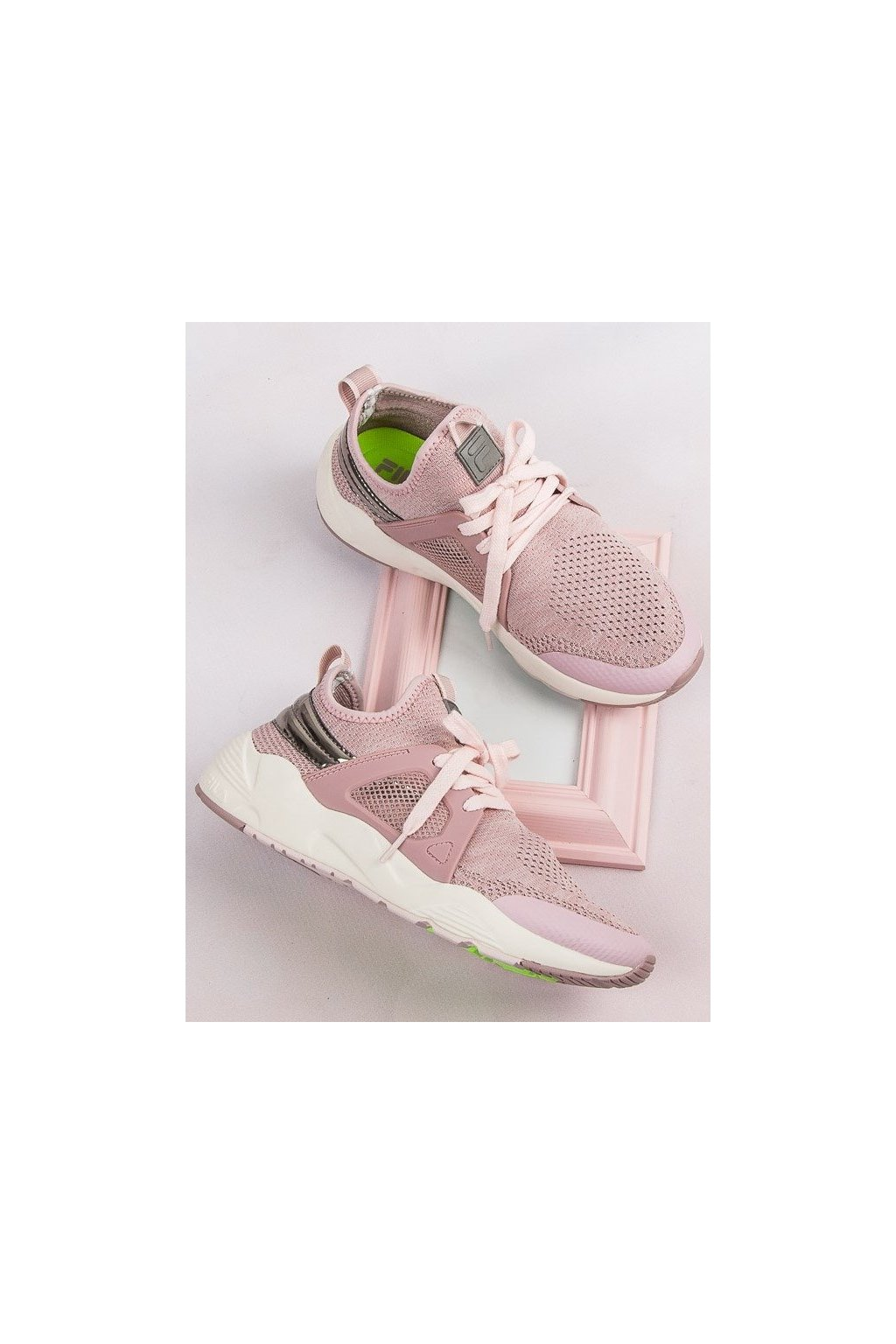 Ružové tenisky - Fila 1010461-70Y-KE.LI