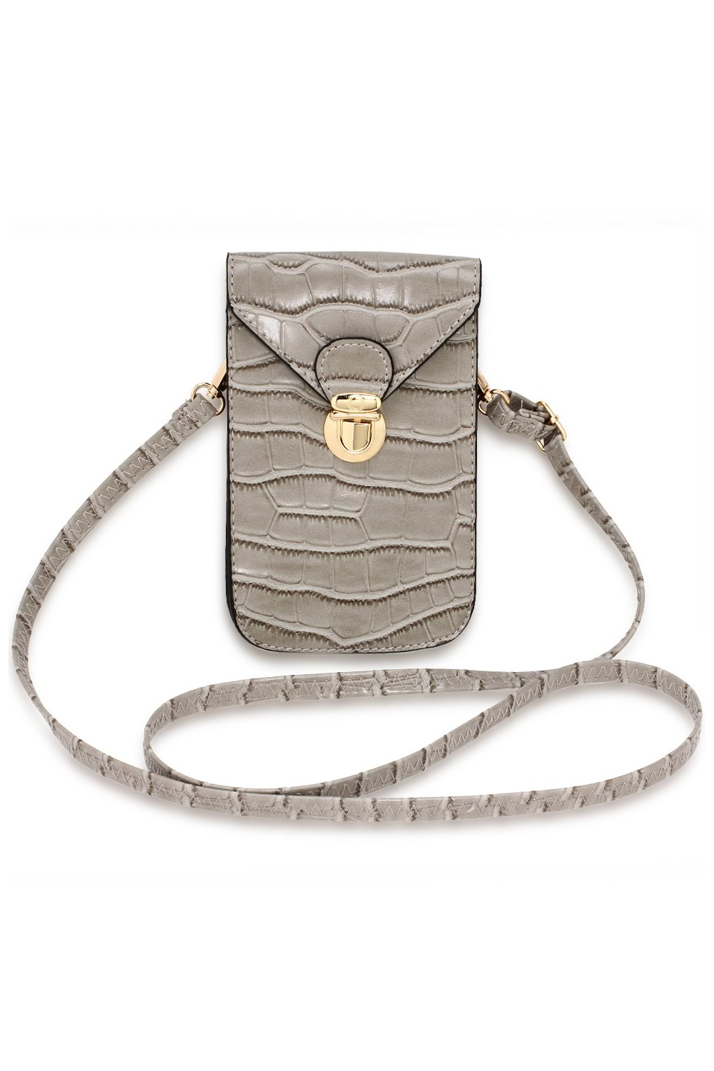 Crossbody kabelka sivá Phoebe AG00642
