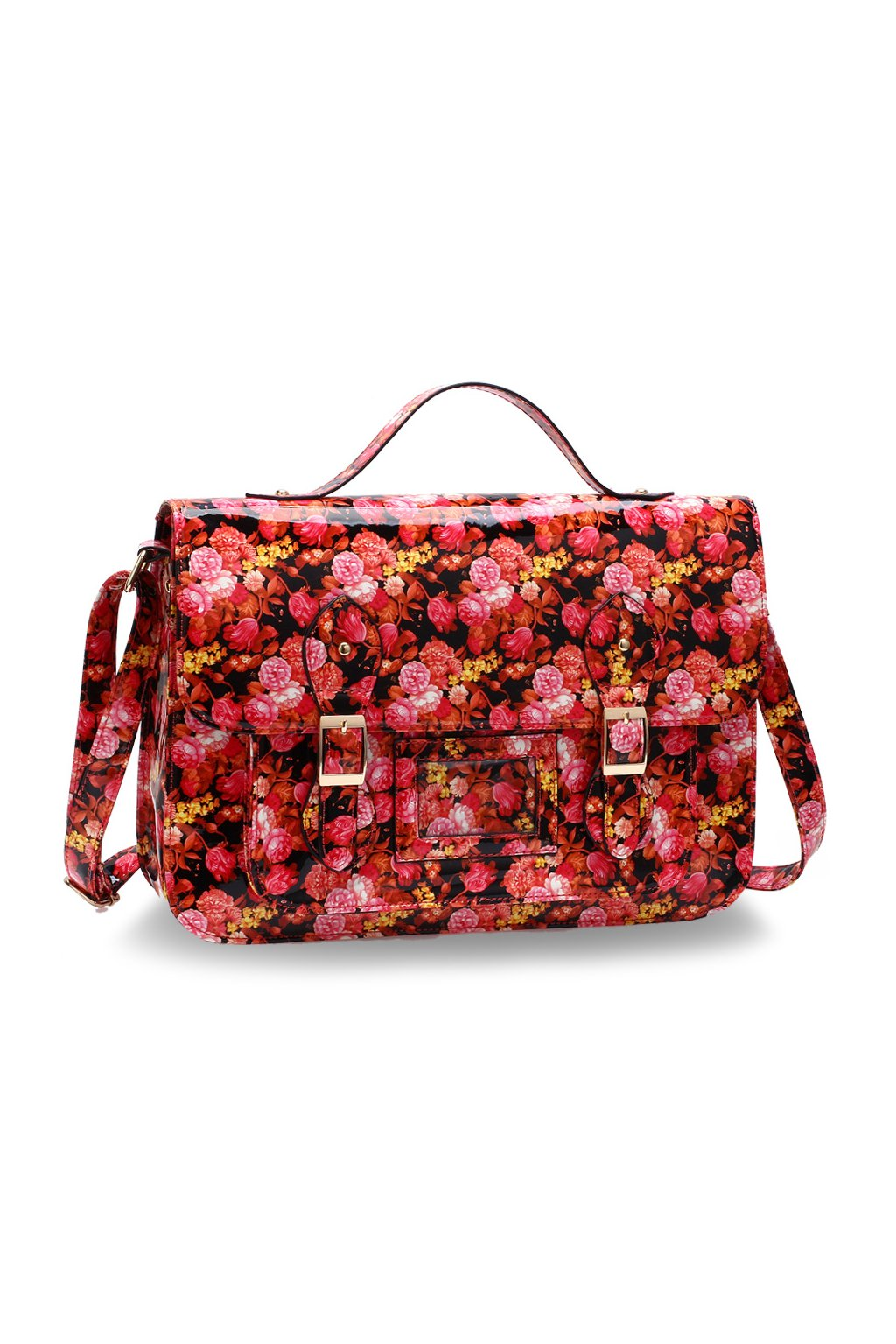 Crossbody kabelka Minnie Floral ružová AG00672