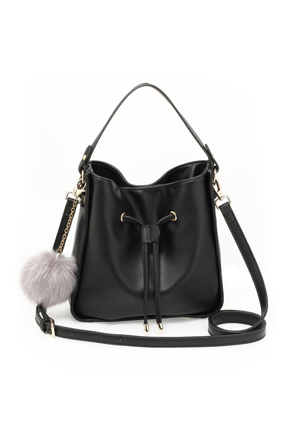 350e06d00aa7 Čierno-sivé kabelky